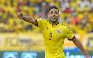 Colombia 0 Chile 0: Honours even on Falcao return