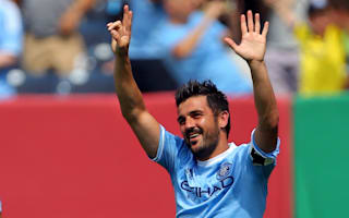 Spain could recall Villa, reveals Lopetegui