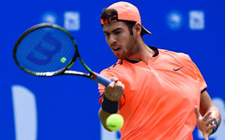 Khachanov fights back for maiden ATP title