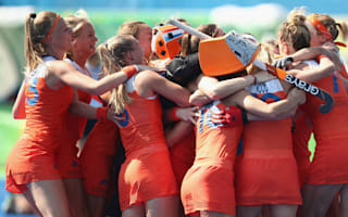 Rio 2016: Netherlands edge hockey shoot-out, Great Britain guarantee medal