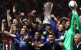 Europa League triumph more important than sport, says Manchester United great Beckham
