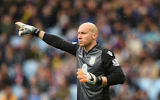Guzan: City draw gives Villa hope