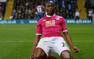 Crystal Palace 1 AFC Bournemouth 2: Afobe header extends Palace slump