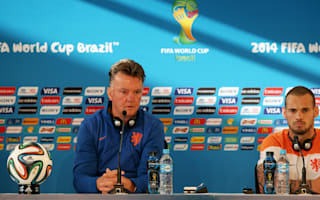 Sneijder: I had nothing but trouble with Van Gaal on a personal level