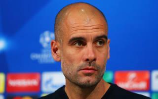 Guardiola not a failure at Bayern - Hitzfeld