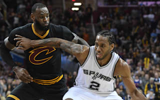 Spurs beat Cavs in OT, Harden leads Rockets