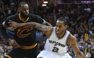 Spurs beat Cavs in OT, Harden leads Rockets