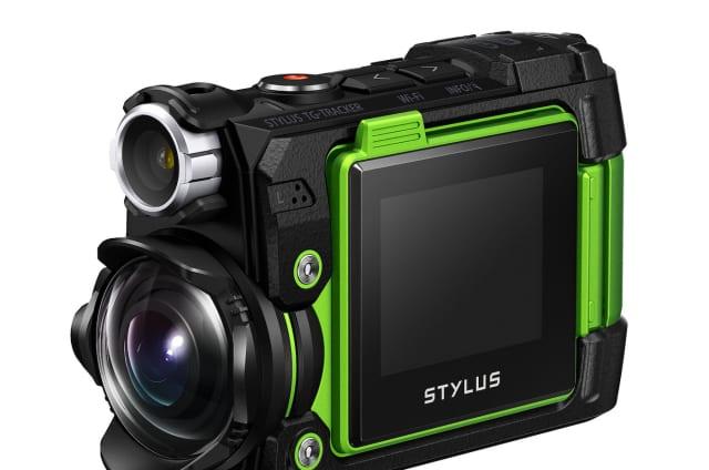 La Stylus TG-Tracker es la apuesta de acción de Olympus