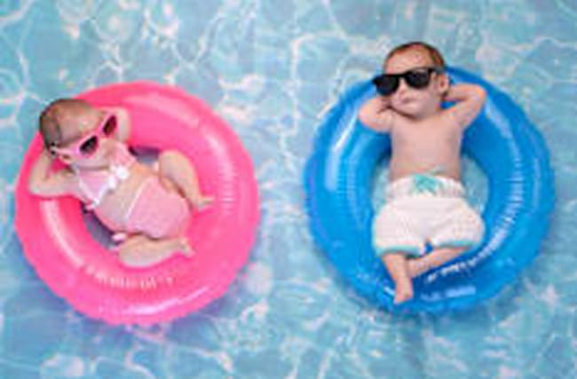 Unique baby names for girls and boys born in summer