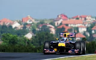 Free Practice: McLaren struggling to match rivals in Hungary