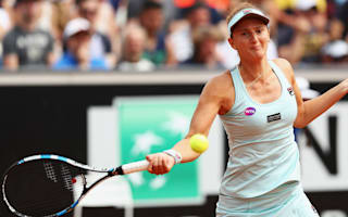 Begu ousts out-of-sorts Azarenka in Rome