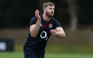 Kruis provides injury scare for England
