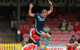 Rhodes scores twice in Boro friendly rout