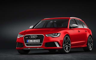 New 190mph Audi RS6 super-estate