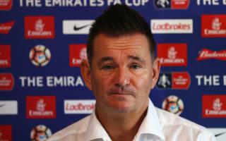 Arsenal stars will get lukewarm showers - Sutton boss