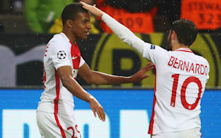 Tearful Mbappe wishes Bernardo Silva well at Manchester City