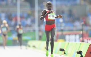 Jebet smashes steeplechase world record