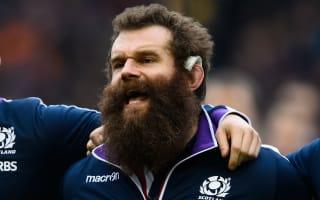 Scotland prop Cross announces retirement