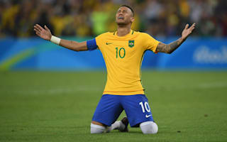 Pique: Olympic gold proves Neymar is one of world's best