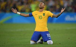 Neymar joins fellow heavyweights on Ballon d'Or shortlist