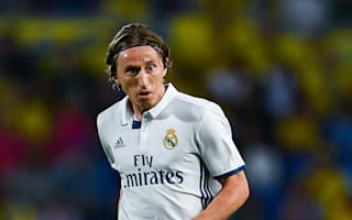 Modric glad after winning return from injury