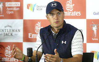 Spieth seeking momentum in Australia