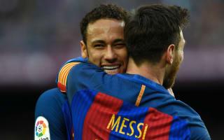 Luis Enrique hails 'spectacular' Neymar after contentious Mestre comments