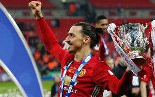 Mourinho: Outstanding Ibrahimovic won us the cup