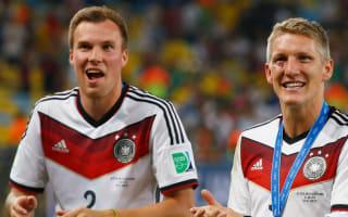 Grosskreutz invites Schweinsteiger to join Stuttgart
