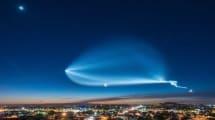 Este time-lapse muestra el 'OVNI' de SpaceX del que todo el mundo habla