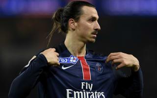 Marseille v Paris Saint-Germain: Ibrahimovic bids for glorious finale