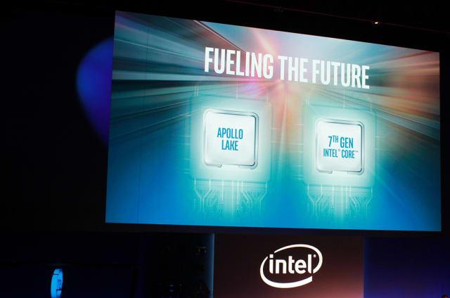 La séptima generación de procesadores de Intel llegará a finales de año