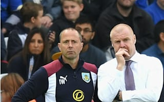 Dyche blames 'four minutes of madness'
