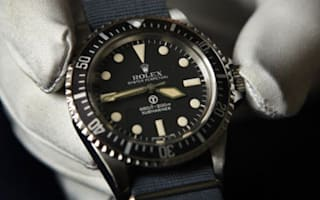 Rolex comes top in superbrand list
