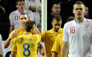 Ibrahimovic ended my England career, says Shawcross