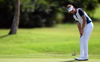 Poulter leads Puerto Rico Open