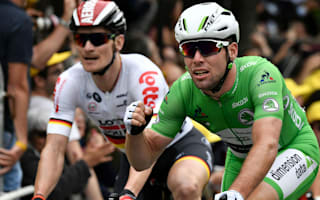 Cavendish edges out Greipel to claim 28th stage win in photo finish