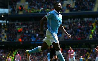 Iheanacho signs new Manchester City deal