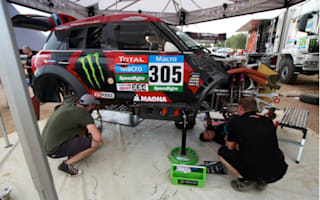 Dakar MINI team boss has high hopes for driver Nani Roma