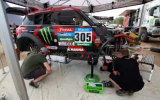 Dakar MINI team boss has high hopes for driver Nani Roma