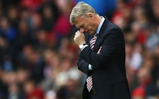 Moyes frustrated by wasteful Defoe