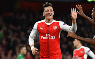 Ozil: My Arsenal future depends on Wenger stay