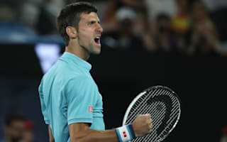 Djokovic's quest for four-peat lives on after outlasting Edmund