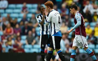 Aston Villa 0 Newcastle United 0: Benitez's side dealt major blow in survival chase