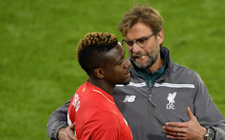 Origi ready to fight for Liverpool spot