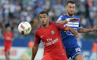Bastia 0 Paris Saint-Germain 1: Kurzawa gives champions winning start