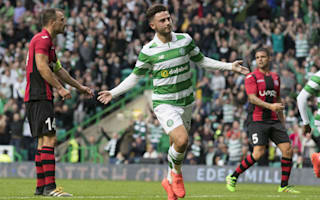 Celtic 3 Lincoln Red Imps 0 (3-1 agg): Rodgers' men ease to victory