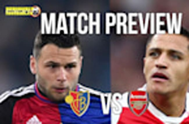 Basel vs Arsenal - Champions League Match Preview