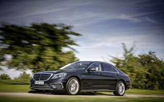 Mercedes-Benz reveals thumping 621bhp S65 AMG