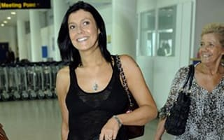 Kym Marsh jets off to Marbella for her hen party
